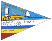 logo Asteria IRC Trophy 2010